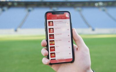 73.6% Sports Fans Want Concession Ordering App, FanFood Survey Finds