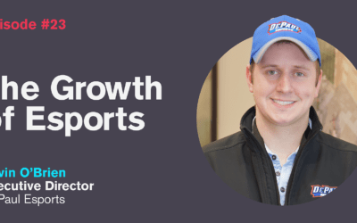 Ep. 23: The Growth Of Esports with Kevin O'Brien