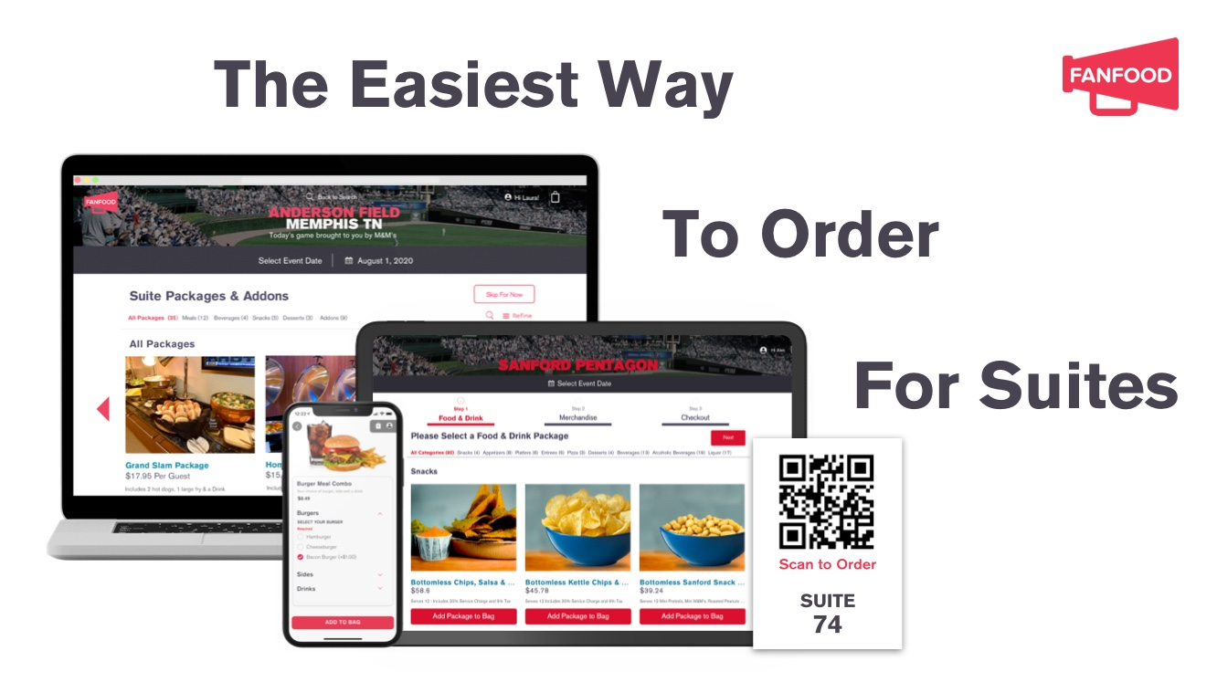 easiest way to order online for premium suites