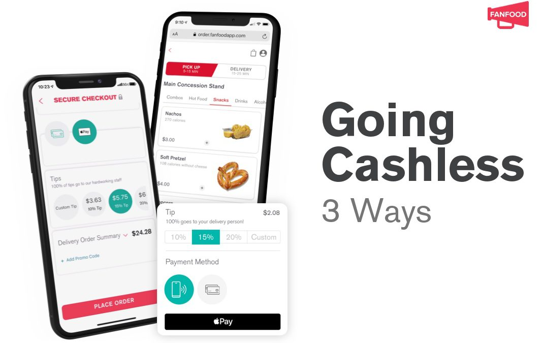 3 Ways Arenas and Stadiums Can Go Cashless for Re-Opening