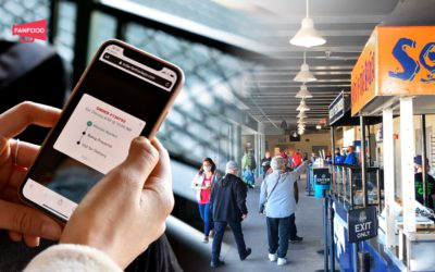 5 Ways In-Venue Mobile Ordering Looks Different Before and After COVID-19